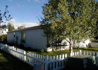 Pre Foreclosure in Gunnison 81230 N 7TH ST - Property ID: 1316407210