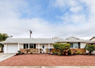 Pre Foreclosure in Sun City 92586 FOUNTAIN BLEU DR - Property ID: 1316515843