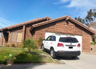 Pre Foreclosure in Spring Valley 91978 SHADY PINE ST - Property ID: 1316561833