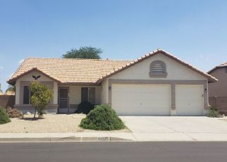 Pre Foreclosure in Sun City 85373 W VENTANA DR W - Property ID: 1316596867