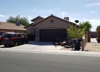 Pre Foreclosure in Gadsden 85336 E LOS OLIVOS DR - Property ID: 1316897304