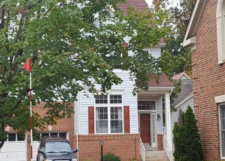 Pre Foreclosure in Sterling 20165 TIDEWATER CT - Property ID: 1317051926
