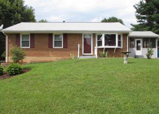 Pre Foreclosure in Roanoke 24019 PLAYER DR NE - Property ID: 1317053219