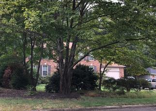 Pre Foreclosure in Reston 20191 FREETOWN DR - Property ID: 1317095716