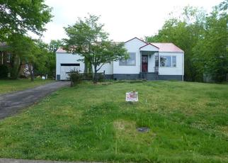 Pre Foreclosure in Knoxville 37920 SOUTH HAVEN RD - Property ID: 1317234551