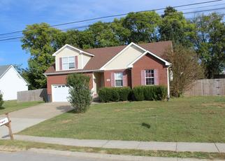 Pre Foreclosure in Clarksville 37042 ANGELISE LN - Property ID: 1317247694