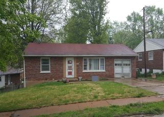 Pre Foreclosure in Saint Louis 63121 FALMOUTH DR - Property ID: 1317590175