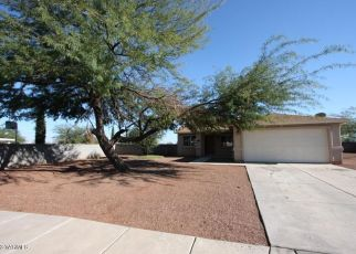 Pre Foreclosure in Tucson 85746 W GROUND DOVE PL - Property ID: 1317690932