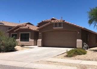 Pre Foreclosure in Vail 85641 E DOUGLAS CAMP SPRING DR - Property ID: 1317692226