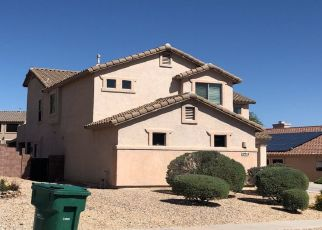 Pre Foreclosure in Vail 85641 S ALLEY MOUNTAIN DR - Property ID: 1317709755