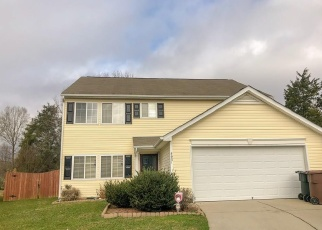 Pre Foreclosure in Mc Leansville 27301 BARTLEY WAY - Property ID: 1318283500