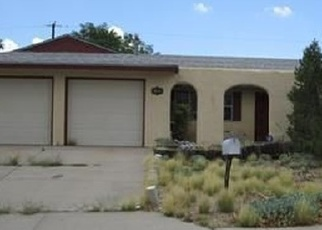 Pre Foreclosure in Albuquerque 87111 ERBBE ST NE - Property ID: 1318540140