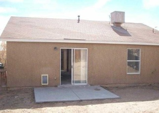 Pre Foreclosure in Albuquerque 87121 IBIS RD SW - Property ID: 1318541912