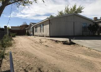 Pre Foreclosure in Albuquerque 87121 94TH ST SW - Property ID: 1318553732