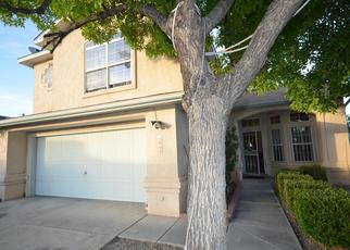 Pre Foreclosure in Albuquerque 87120 SUMMERWOOD RD NW - Property ID: 1318559419