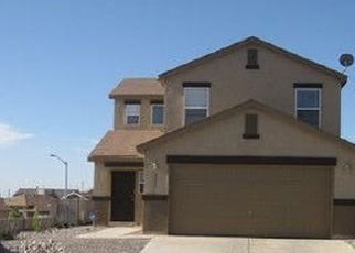 Pre Foreclosure in Albuquerque 87114 RED ROCK PARK NW - Property ID: 1318560737