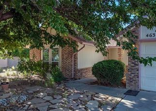 Pre Foreclosure in Albuquerque 87120 THISTLE AVE NW - Property ID: 1318580896
