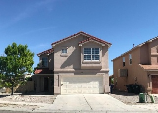 Pre Foreclosure in Albuquerque 87121 TELSTAR LOOP NW - Property ID: 1318598399