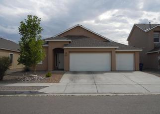 Pre Foreclosure in Albuquerque 87114 CALLE VIZCAYA NW - Property ID: 1318605853