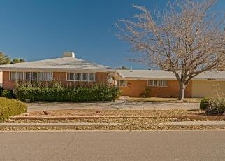 Pre Foreclosure in Albuquerque 87110 FLORIDA ST NE - Property ID: 1318622487
