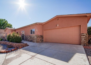 Pre Foreclosure in Albuquerque 87123 MOUNTAIN WEST CT SE - Property ID: 1318624236