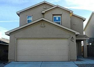 Pre Foreclosure in Albuquerque 87121 WATER STONE RD SW - Property ID: 1318640897