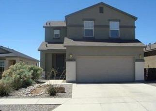 Pre Foreclosure in Albuquerque 87121 TRADEWIND RD NW - Property ID: 1318650971