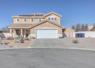 Pre Foreclosure in Albuquerque 87114 MONTERA PL NW - Property ID: 1318674614