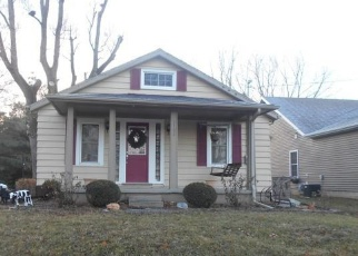 Pre Foreclosure in Canton 61520 S AVENUE A - Property ID: 1319410402