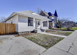 Pre Foreclosure in Boise 83702 W FORT ST - Property ID: 1319538733