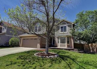 Pre Foreclosure in Parker 80134 JORDAN CT - Property ID: 1319850120