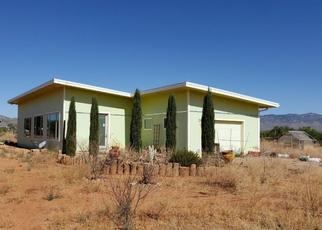 Pre Foreclosure in Huachuca City 85616 N DESERT VIEW PL - Property ID: 1319900497