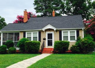 Pre Foreclosure in Newport News 23601 RANDOLPH RD - Property ID: 1320515408