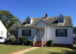 Pre Foreclosure in Richmond 23222 PEMBERTON AVE - Property ID: 1320540825