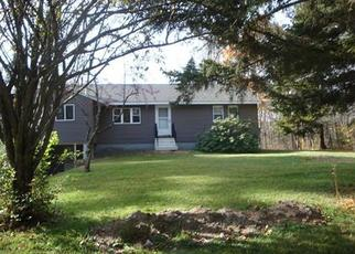 Pre Foreclosure in Winchendon 01475 OLD GARDNER RD - Property ID: 1320589430