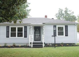 Pre Foreclosure in Evansville 47715 SWEETSER AVE - Property ID: 1320625794