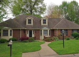 Pre Foreclosure in Evansville 47711 WYNDCLYFF DR - Property ID: 1320641550