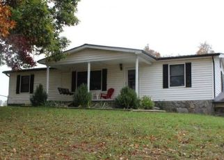 Pre Foreclosure in Greeneville 37743 DULANEY RD - Property ID: 1320918795