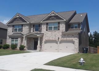 Pre Foreclosure in Dacula 30019 ROLLING VIEW WAY - Property ID: 1321059373