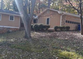 Pre Foreclosure in Stone Mountain 30083 S ROCKBOROUGH CT - Property ID: 1321089151
