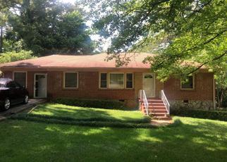 Pre Foreclosure in Atlanta 30316 FAYETTEVILLE RD SE - Property ID: 1321096613