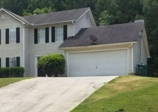 Pre Foreclosure in Lithonia 30038 LEVERETT DR - Property ID: 1321198658