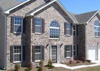 Pre Foreclosure in Lawrenceville 30045 WILSON MANOR CIR - Property ID: 1321250776
