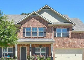 Pre Foreclosure in Grayson 30017 SAWYER MEADOW WAY - Property ID: 1321259984