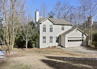 Pre Foreclosure in Norcross 30071 WESTERN HILLS DR - Property ID: 1321285815