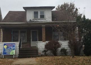 Pre Foreclosure in East Saint Louis 62207 MARKET ST - Property ID: 1321407569
