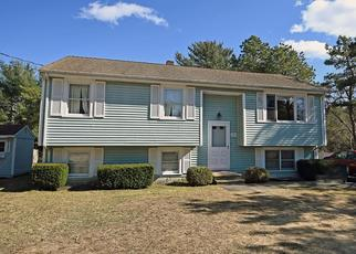 Pre Foreclosure in Wareham 02571 CHARGE POND RD - Property ID: 1321457946
