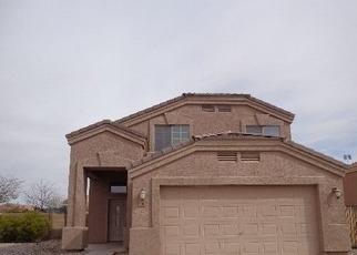 Pre Foreclosure in Casa Grande 85122 N SABINO LN - Property ID: 1321483329