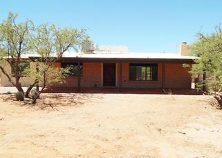 Pre Foreclosure in Vail 85641 E REX MOLLY RD - Property ID: 1321500865