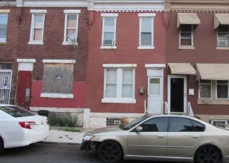Pre Foreclosure in Philadelphia 19134 E MAYFIELD ST - Property ID: 1321537648